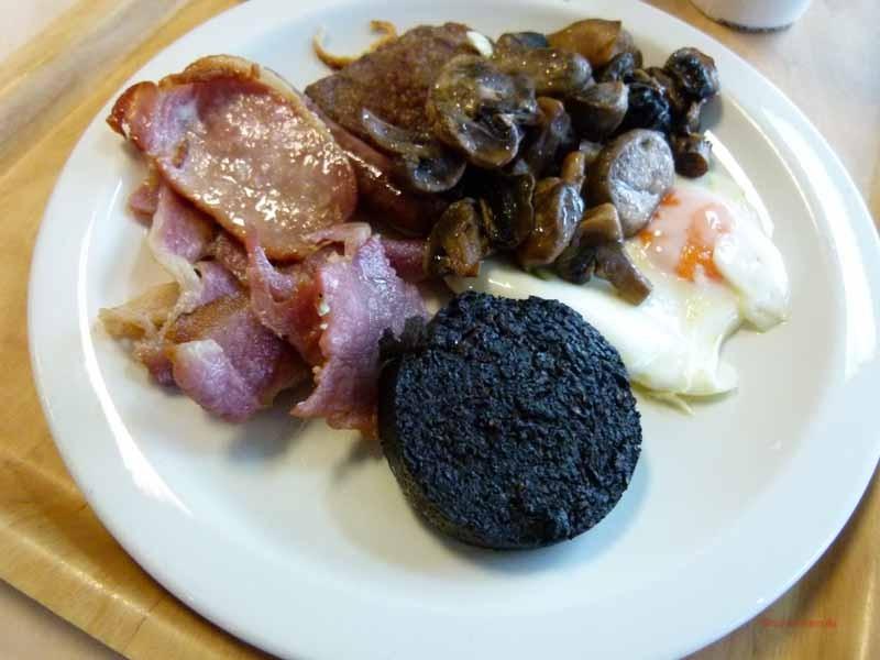 Das schottische Frühstück