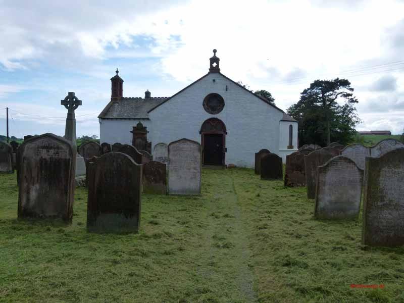Kirche in Ruthwell