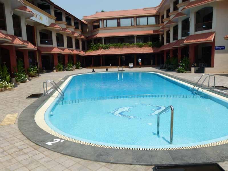 Ein weiterer Pool