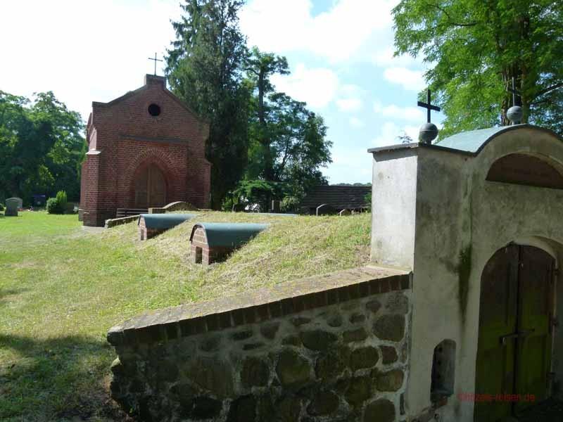 Kirche auf dem Weg nach Ueckermünde