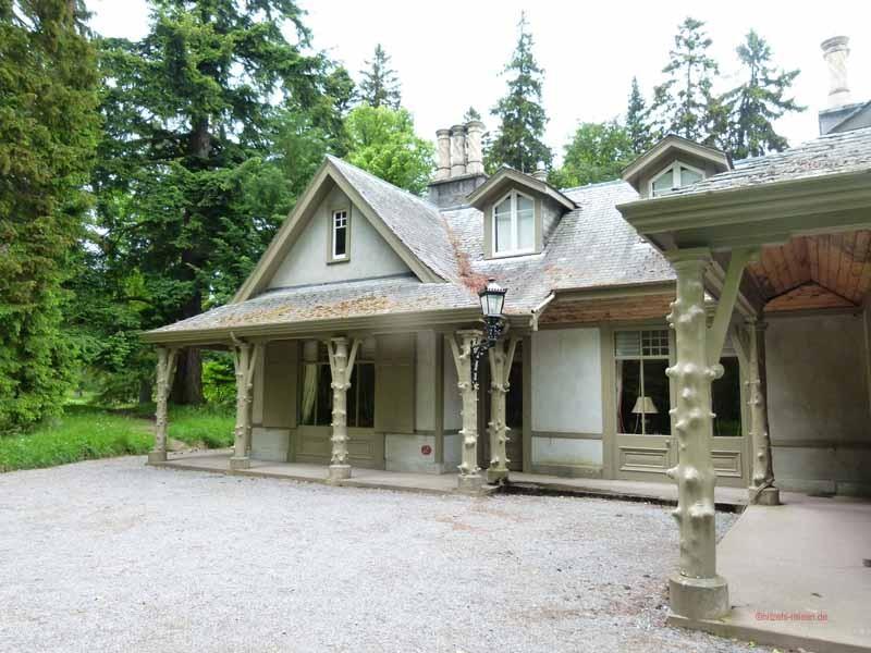 Teehaus einer früheren Königin