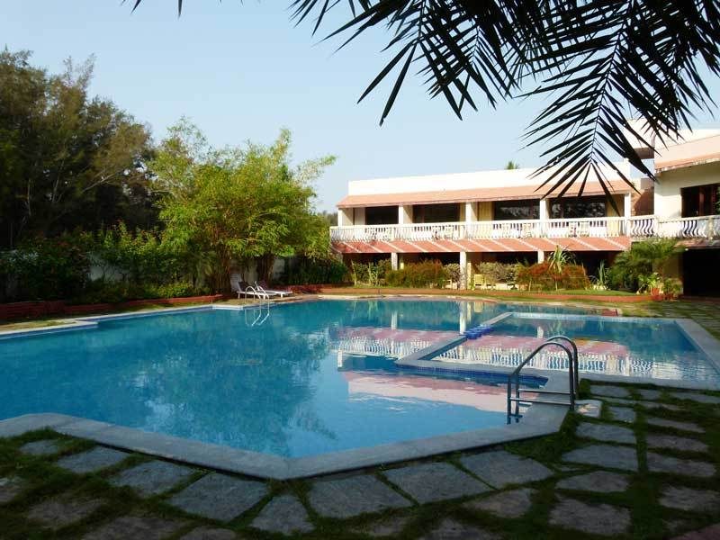 Hotel Mamallapuram Beach Resort