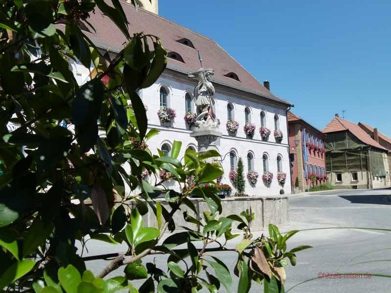 Rathaus Sommerach