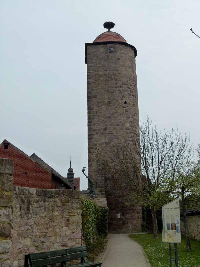 Mönchsturm