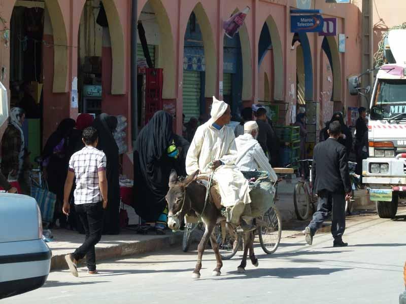 11.4. - Markttag in Rissani