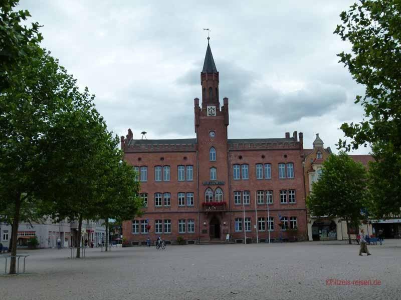 Rathaus in Bitterfeld