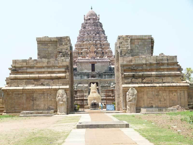 Ein Shiva Tempel