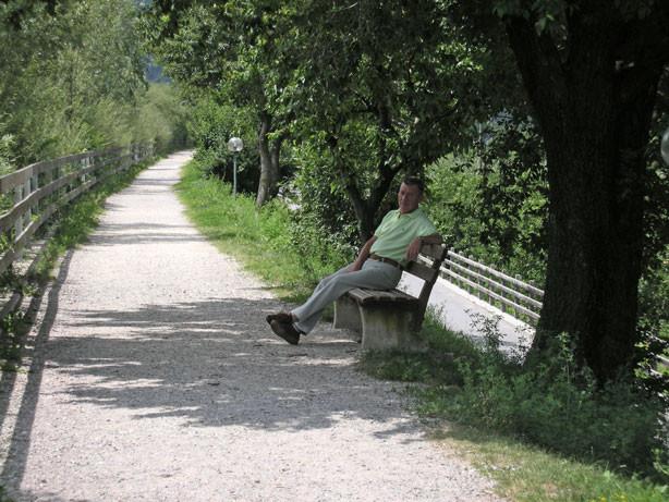 An der Etsch-Promenade