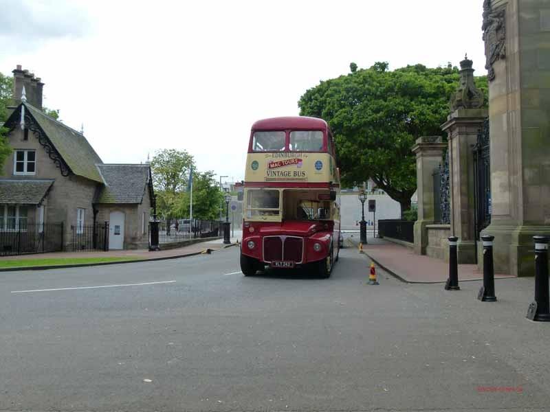 Es gibt sie noch - die alten Busse