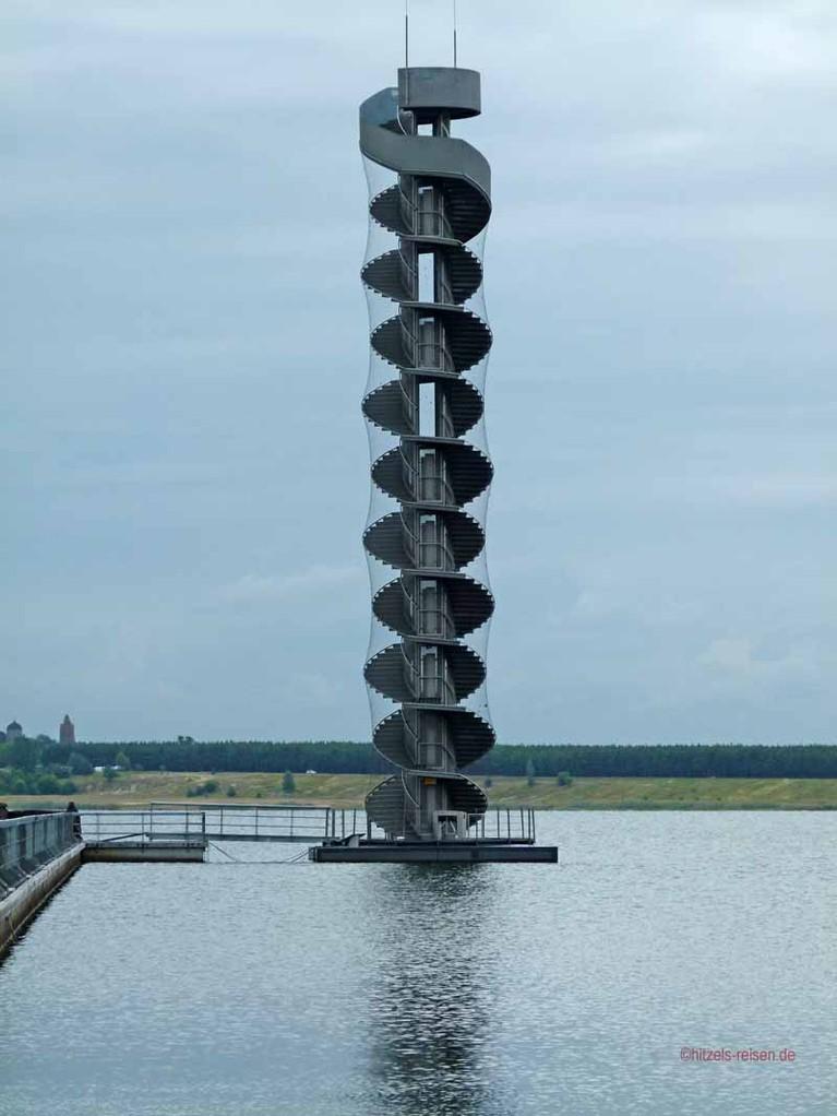 Der Pegelturm