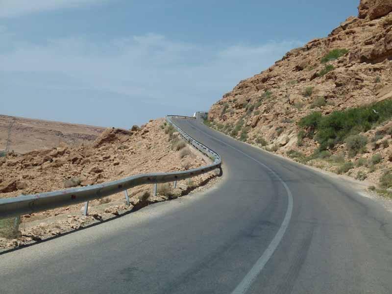 12.4. - Wir rollen auf Marokkos Straßen