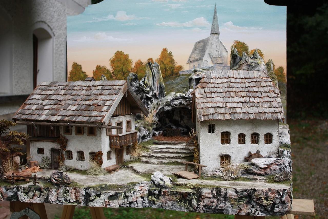 Hintergrundbild wurde von Kraiger Richard gemalt