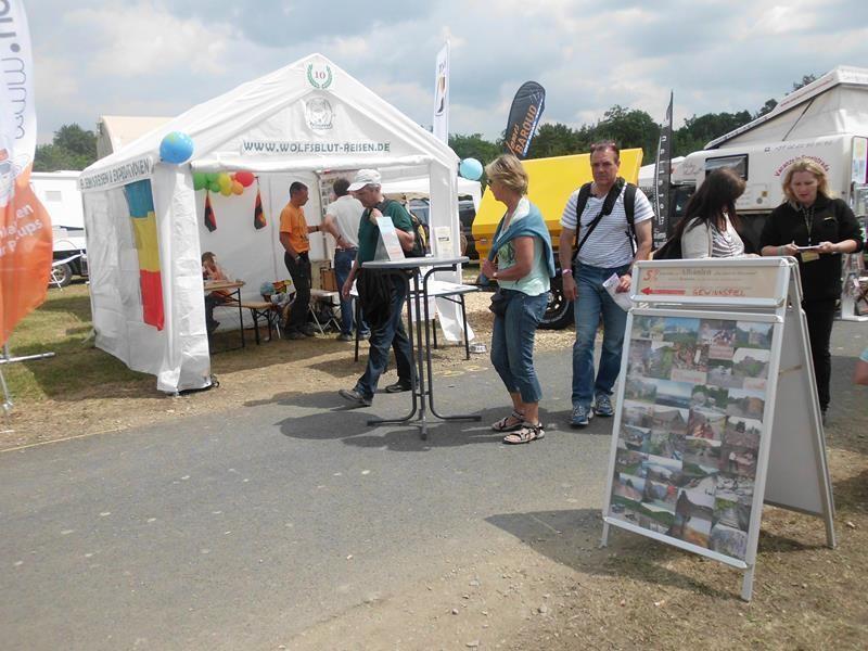 "Europas größte Offroad-Messe ""Abenteuer & Allrad"" 2015"