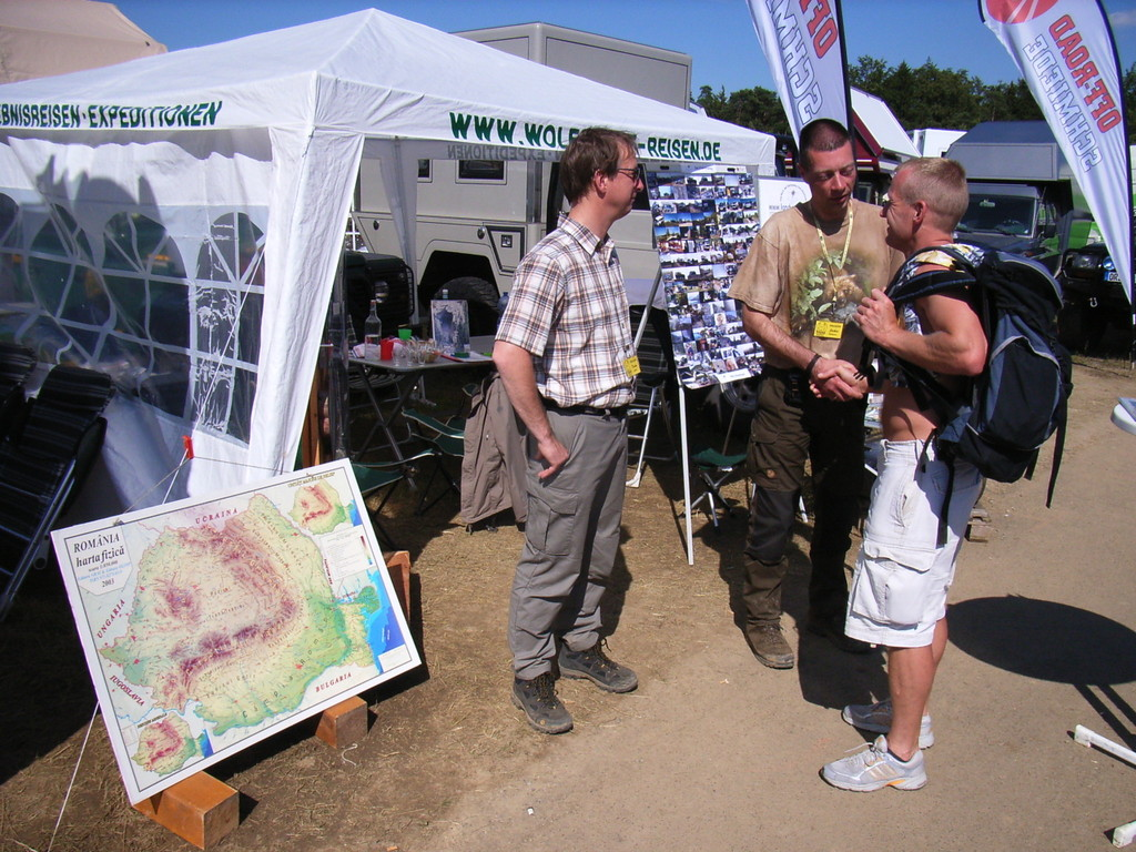 Europas größte Off-Road-Messe in Bad Kissingen 2009