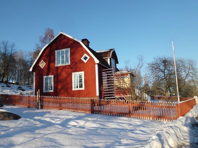 """Astrid Lindgren kommt aus Smaland. Hier: Hof """"Katthult"""", wo """"Michel aus Lönneberga"""" verfilmt wurde."""