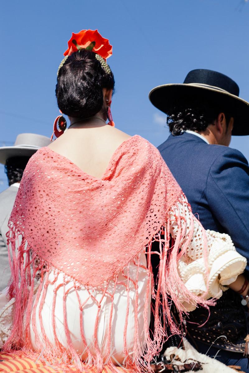 ... durante la Feria/während der Feria
