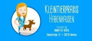 Kleintierpraxis Habenhausen  Anna de Boer  Ohser Str. 12  28279 Bremen