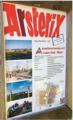 """Spielplatz """"Arsterix"""" (Foto: Anwohnerverein)"""
