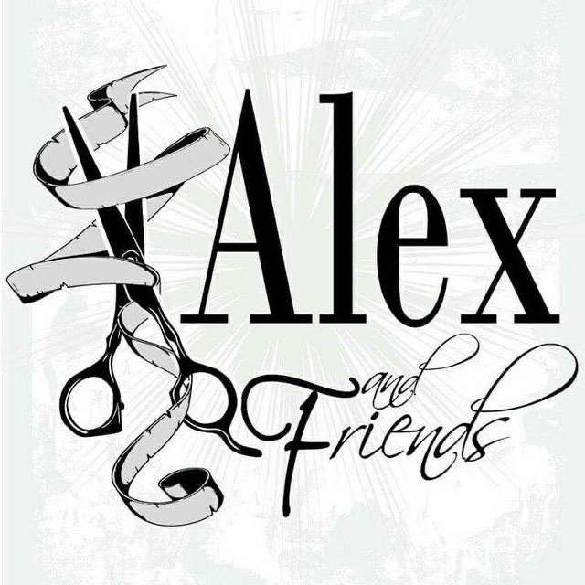 Alex and Friends Logo - Friseursalon / Frisör in 28816 Stuhr Seckenhausen nahe Bremen