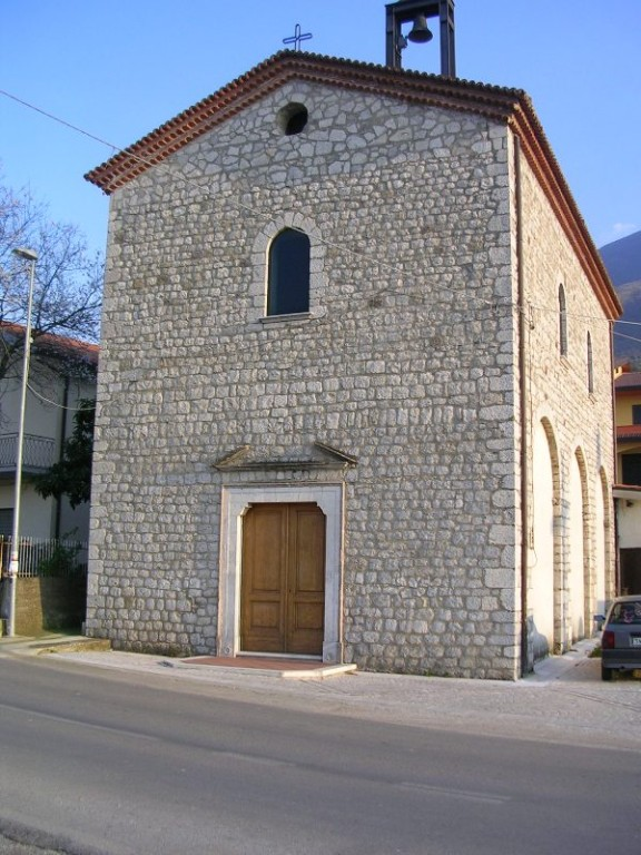Chiesa della Madonna di Pagani, San Pietro