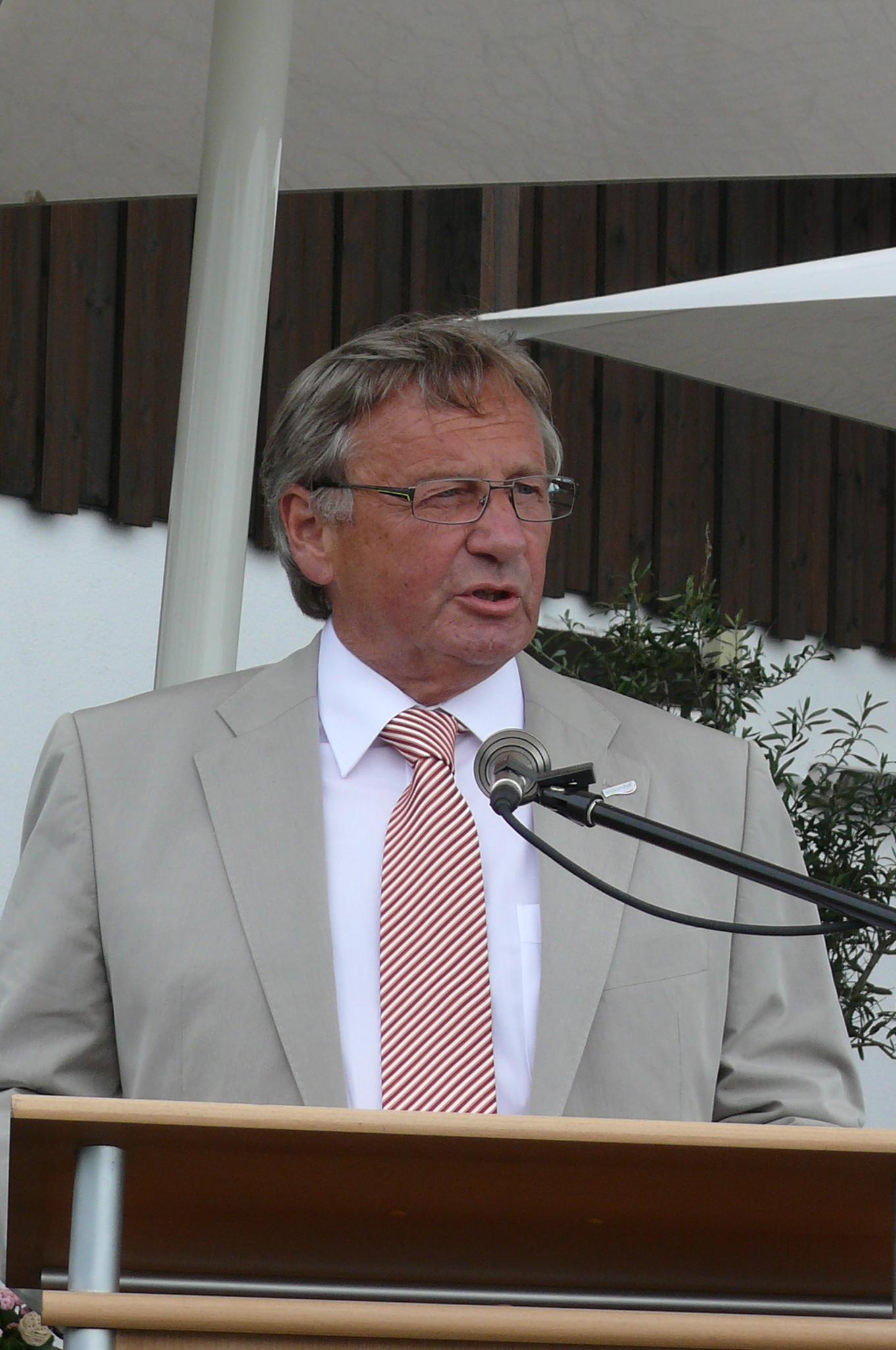 Landrat Bernd Hering