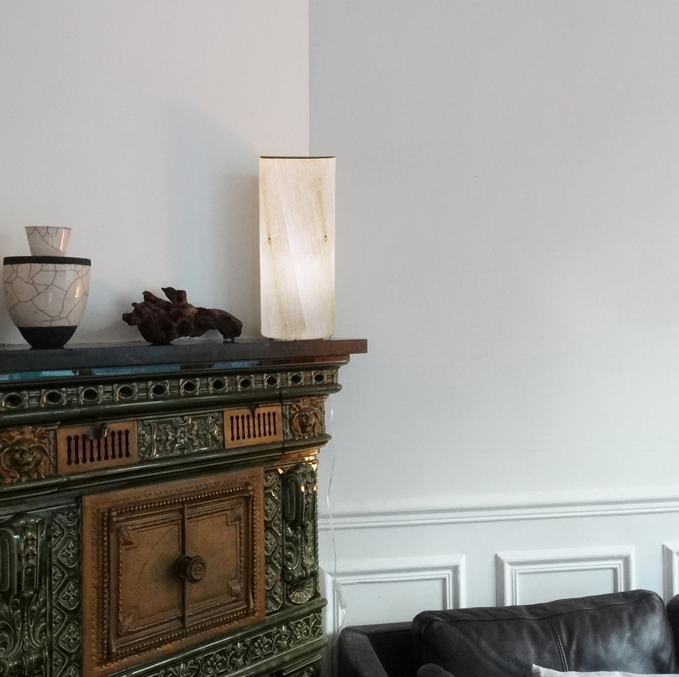Table lamp - Lamp collection - particular client - Paris