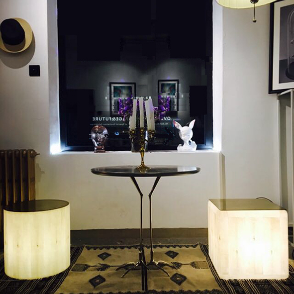 Lightings stools - Lamp collection - particular client - Beijing