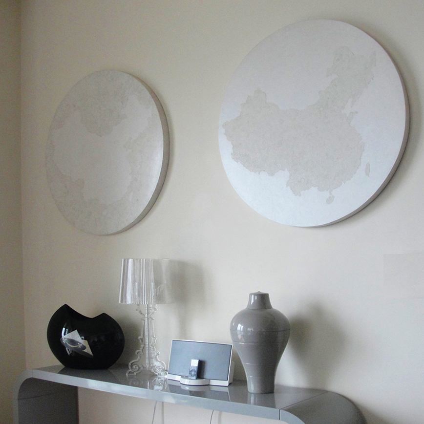 Yin yang - Paintings collection - particular client - Paris
