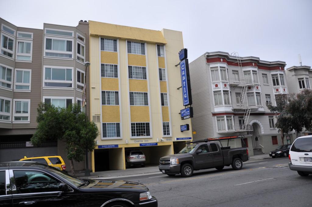 San Francisco - Castle Inn