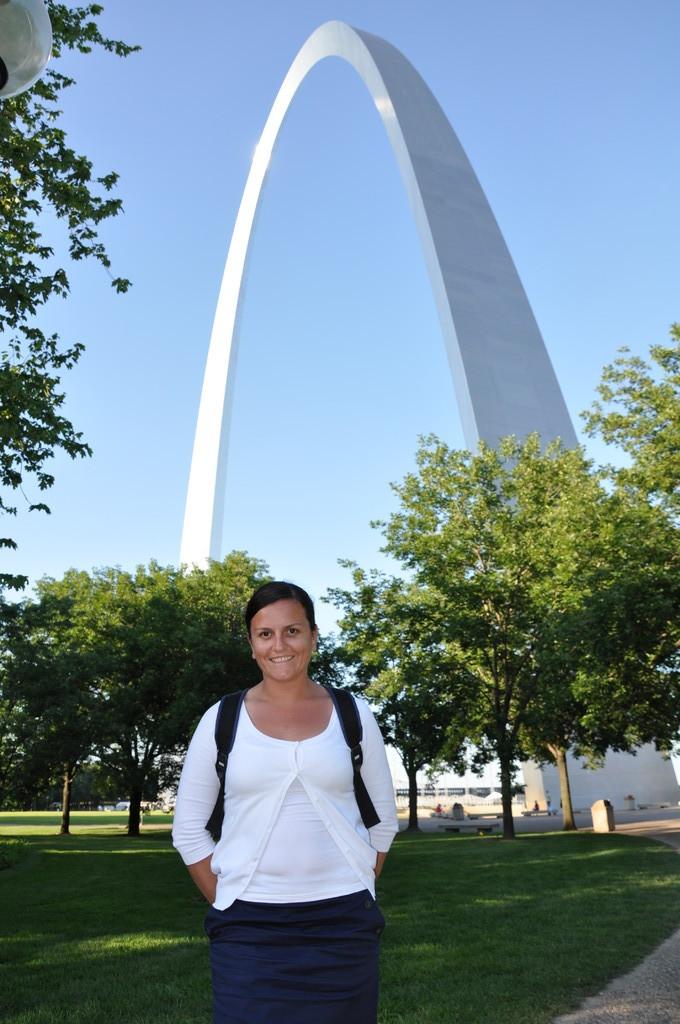 St Louis - Missouri - Gateway Arch