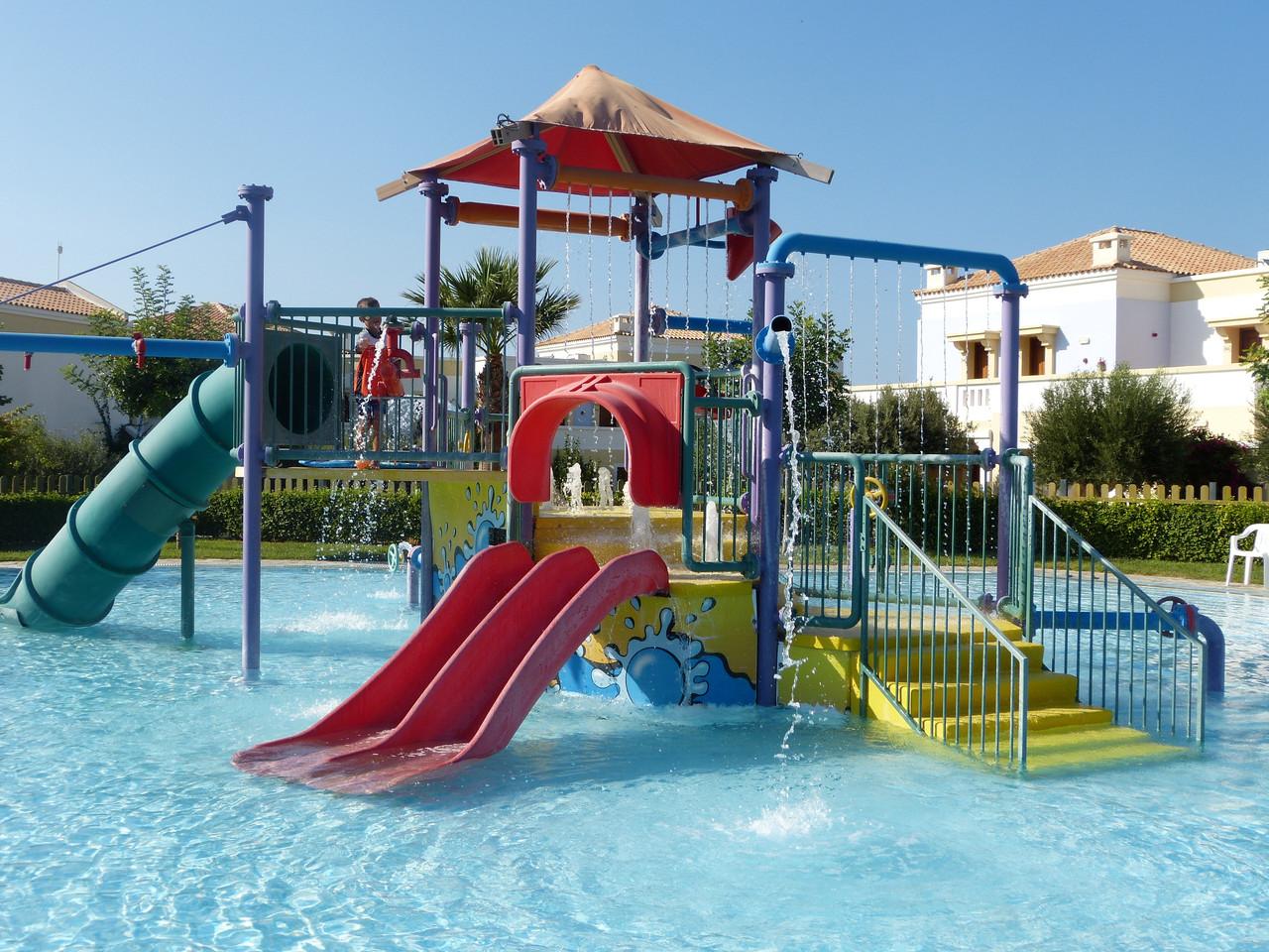 Toller Mini-Club für Kids ab 4 Jahren auf der griechischen Insel Kos