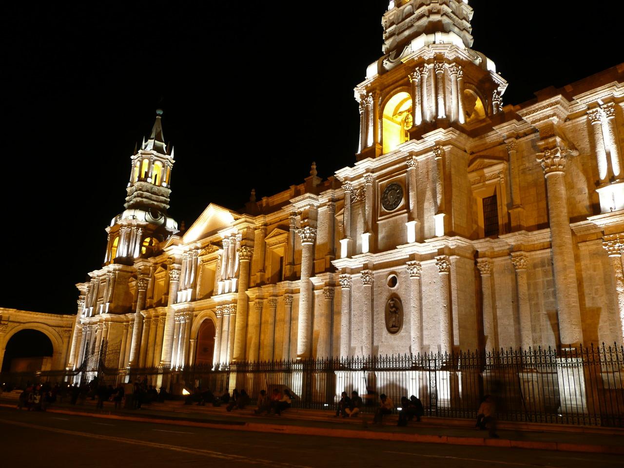 Die weisse Stadt Arequipa