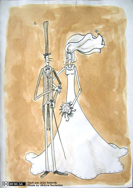 Foto de maridatge