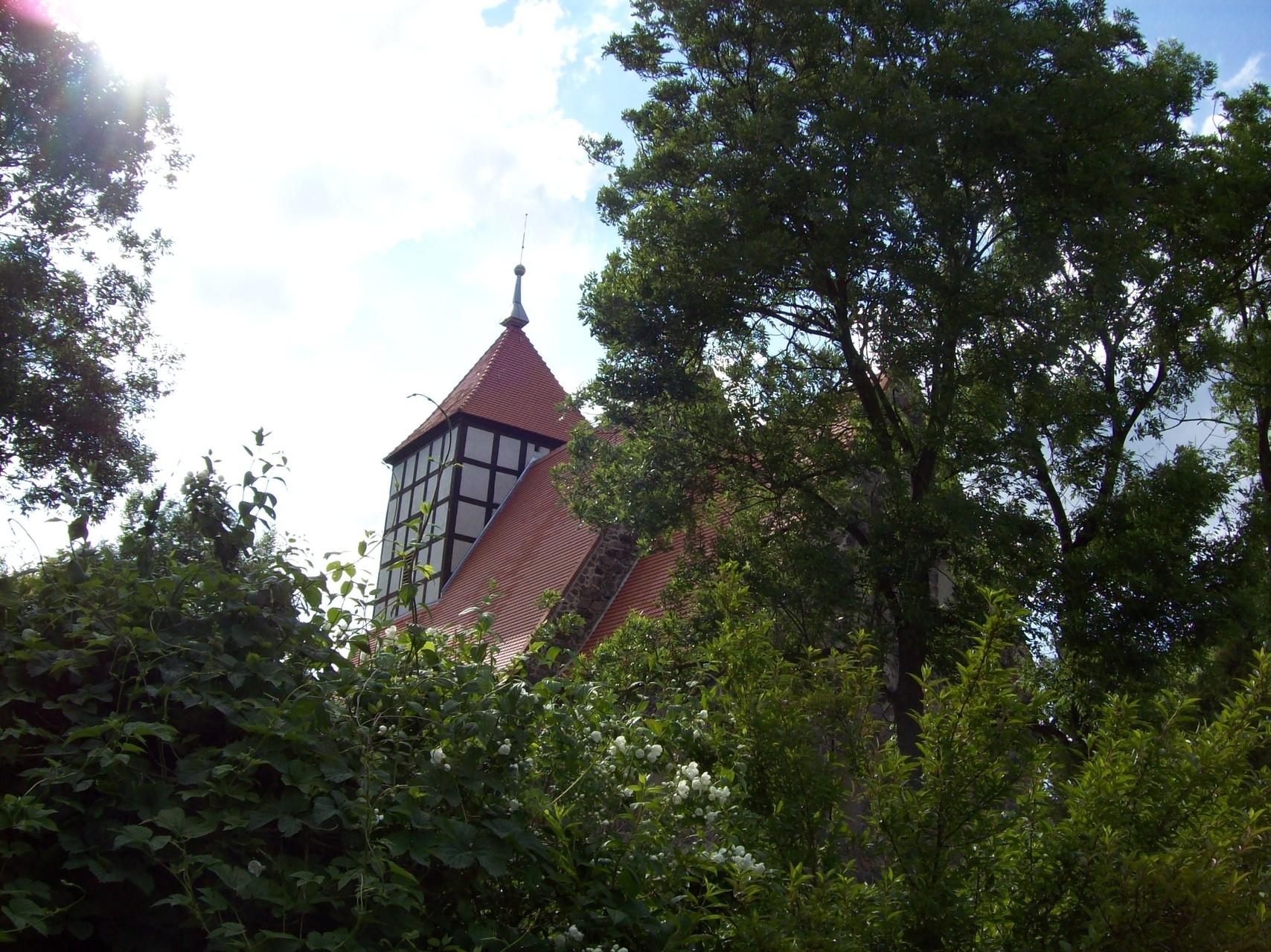 Kirche in Kuhz