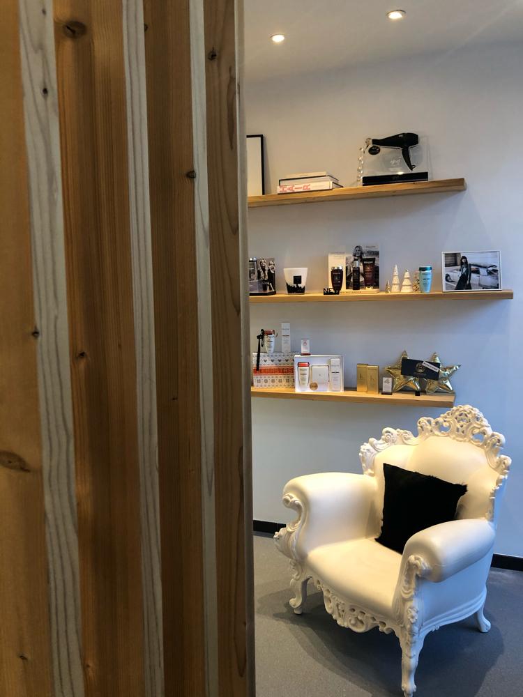 Salon de Coiffure Le Boudoir Valence
