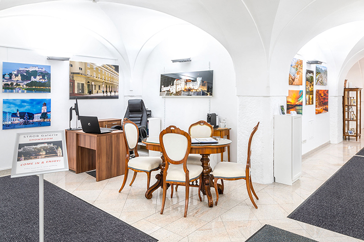 STROB Galerie, Salzburg