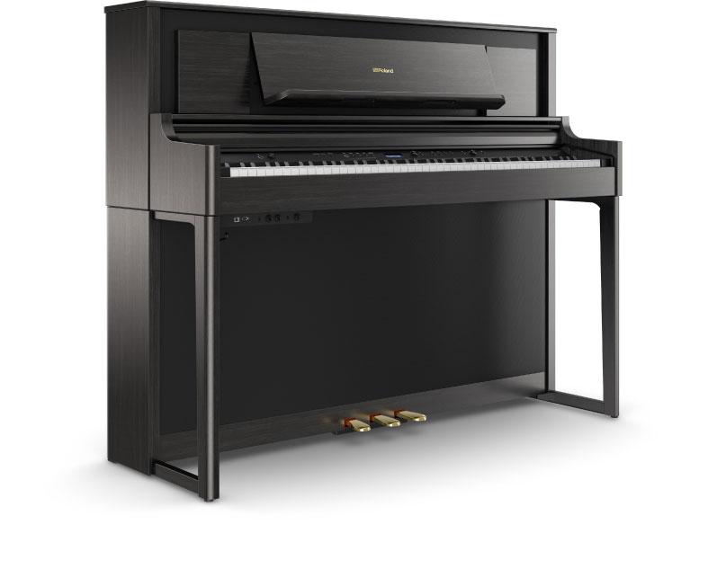 Roland LX 706 Charcoal Black