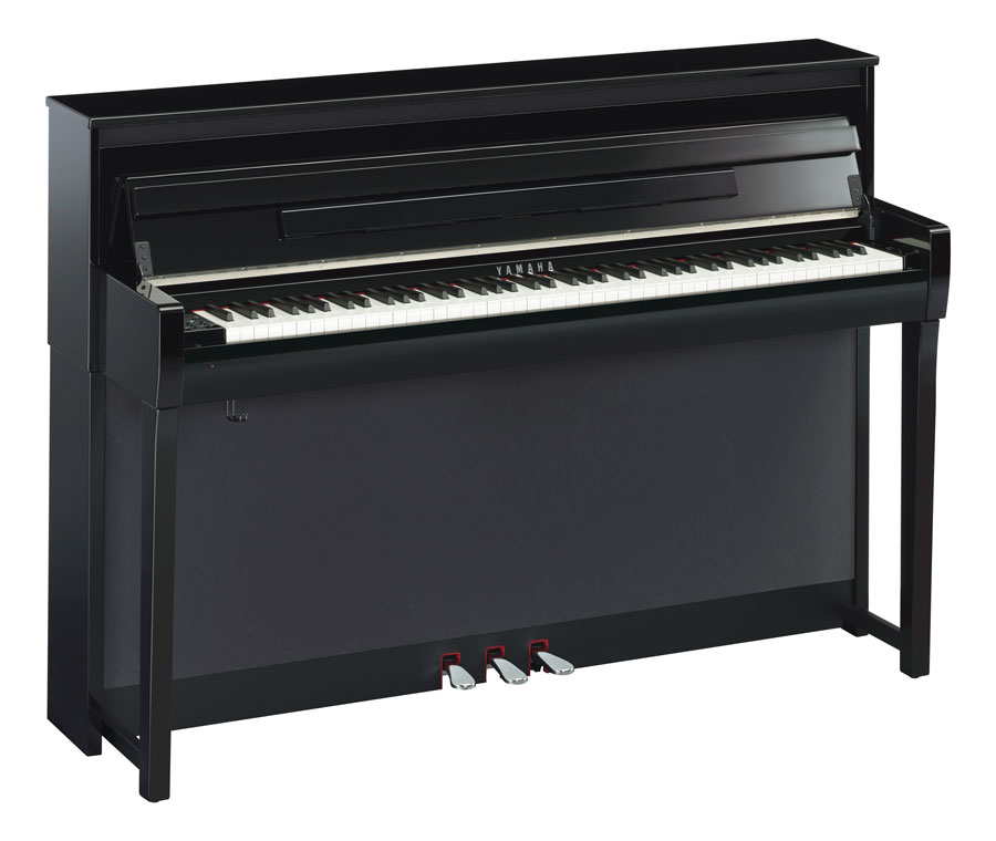 Yamaha CLP685 Polished Ebony