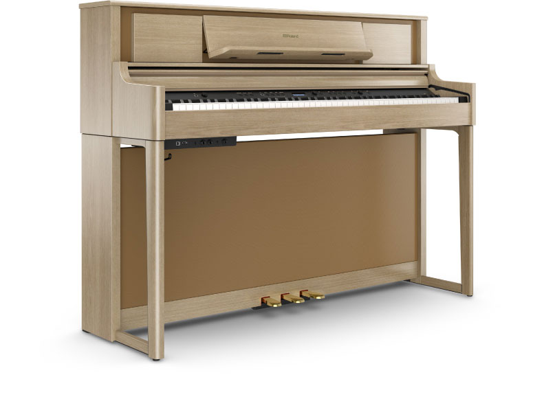 Roland LX 705 Light Oak