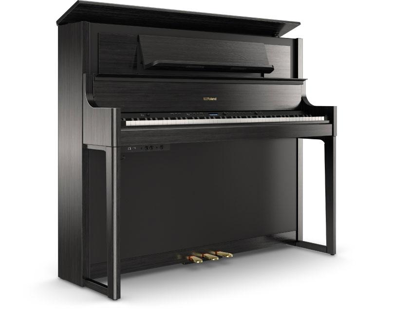 Roland LX 708 Charcoal Black