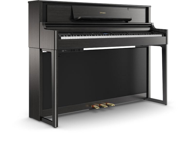 Roland LX 705 Charcoal Black