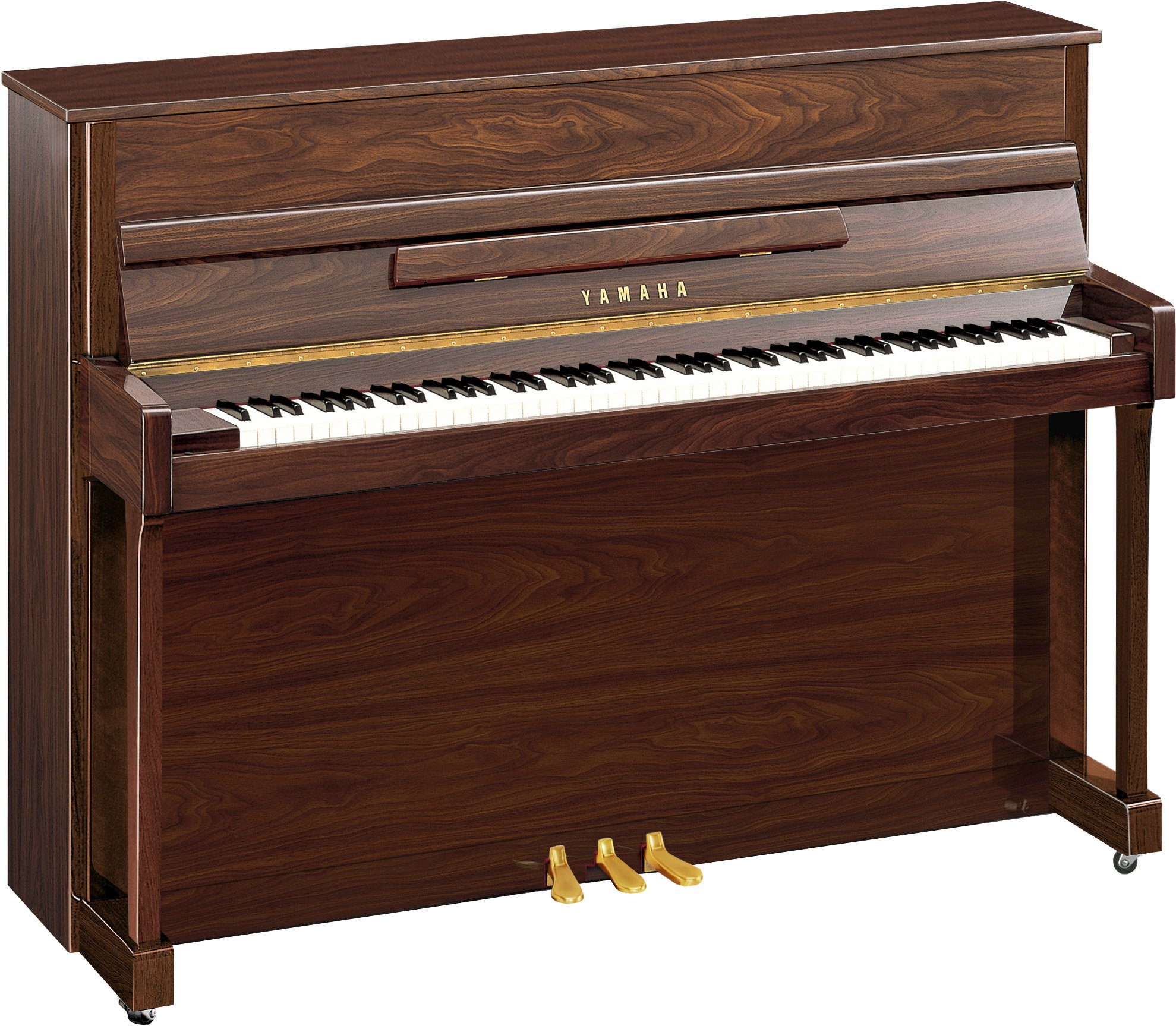 Yamaha B2 Polished Walnut