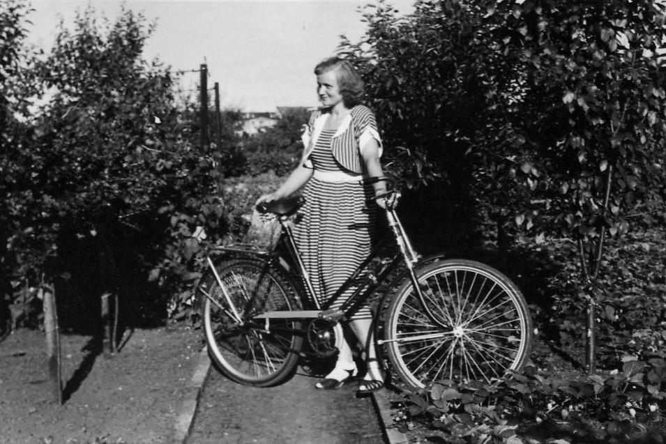 Das erste Fahrrad