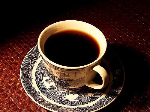 あったか~いコーヒー