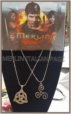 Collane di Merlino e Morgana ordinali qui da noi