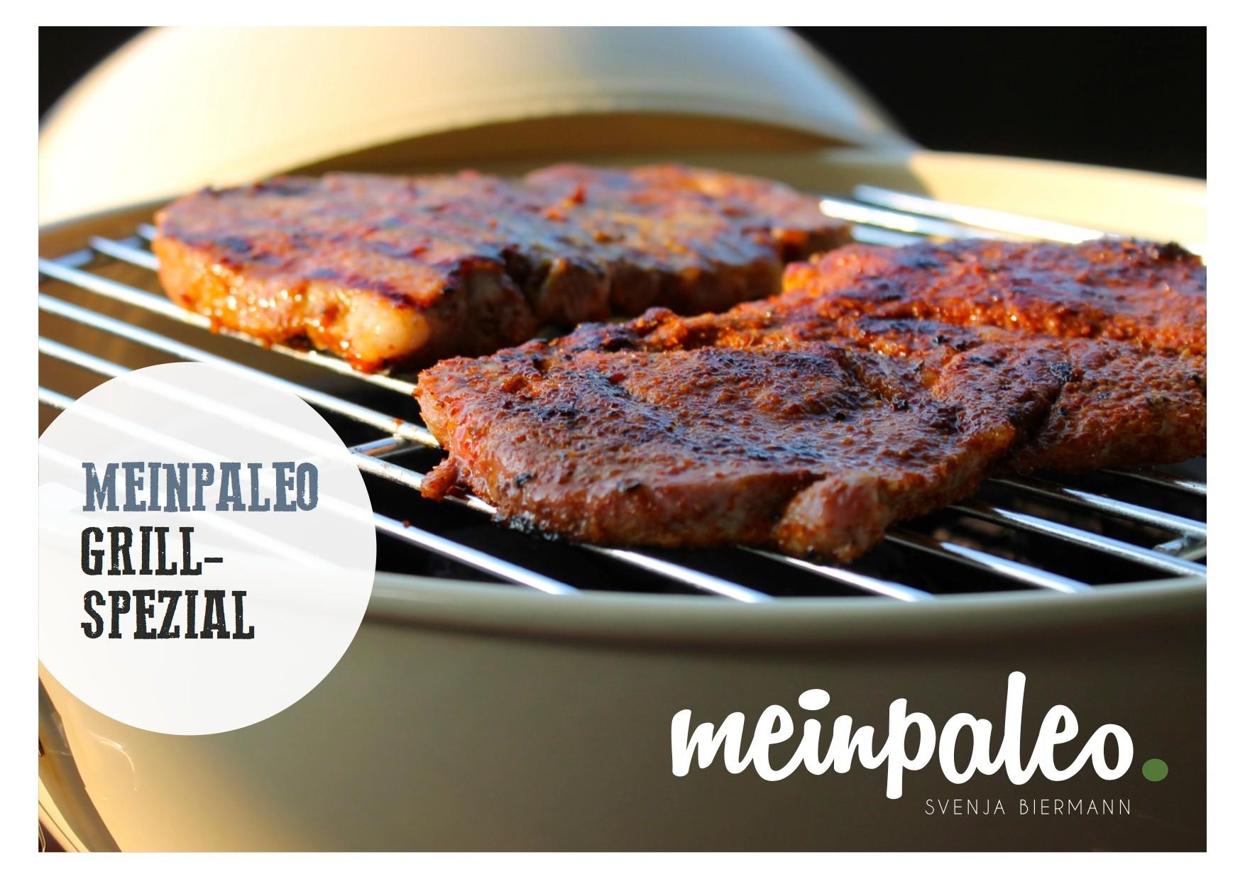 meinpaleo Grill Spezial