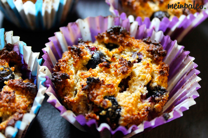 Paleo Pflaumen-Muffins