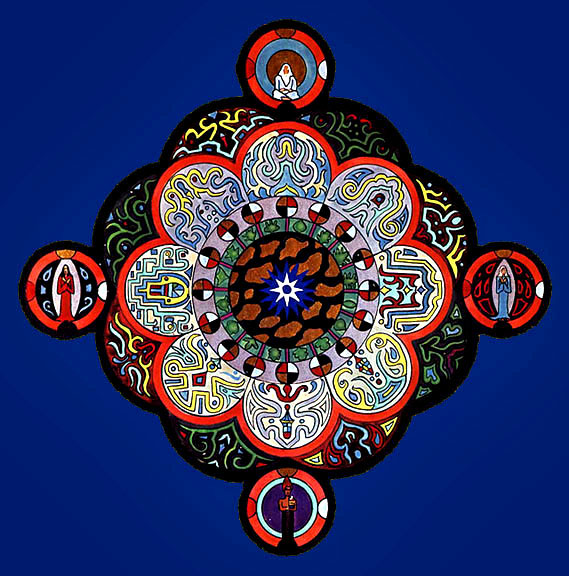 Mandala, pratique d'introspection / 1