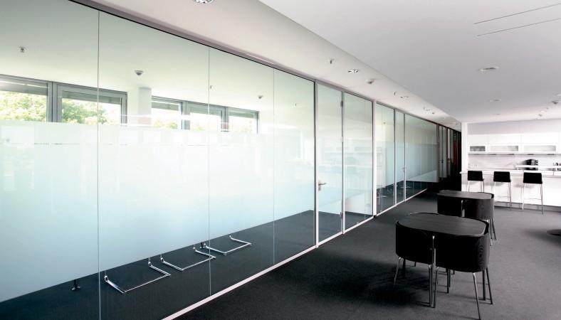 Glaswände Bad trennwände glaswand für büros und privathaus wohnraumberatung