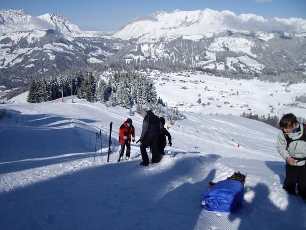 Le déco à ski c'est tout dans la préparation...